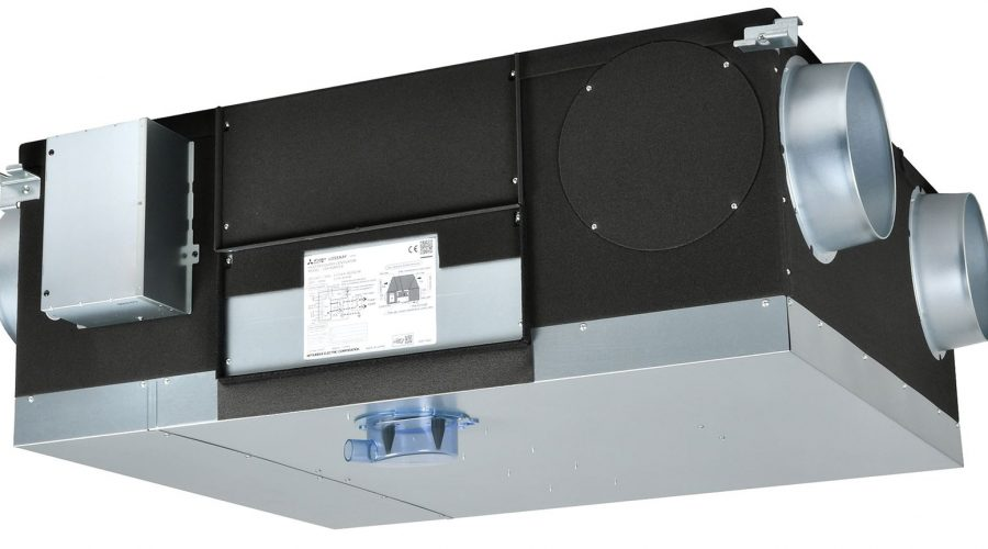 New energy efficient ventilation system includes plug and play CO2 sensor