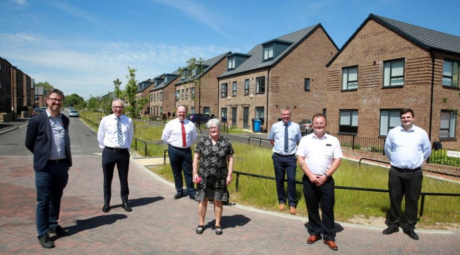 Three hundred new Sheffield homes unveiled