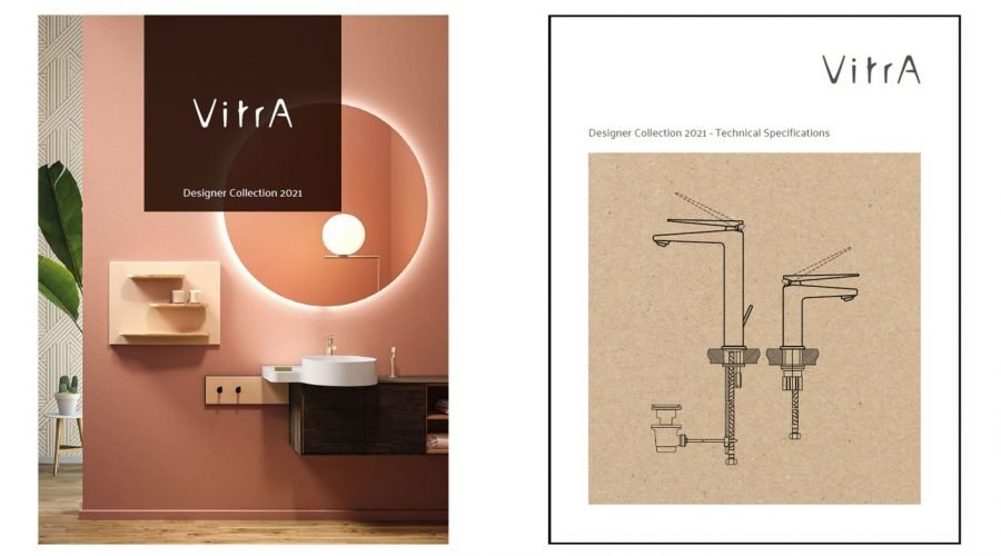 New Award-Winning Brochure Library for VitrA