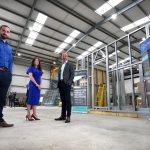Production underway at new modular housebuilding factory