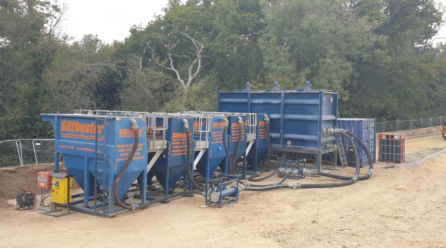 Siltbuster and Berkeley Homes Manage Onsite Wastewater in Area of Outstanding Natural Beauty