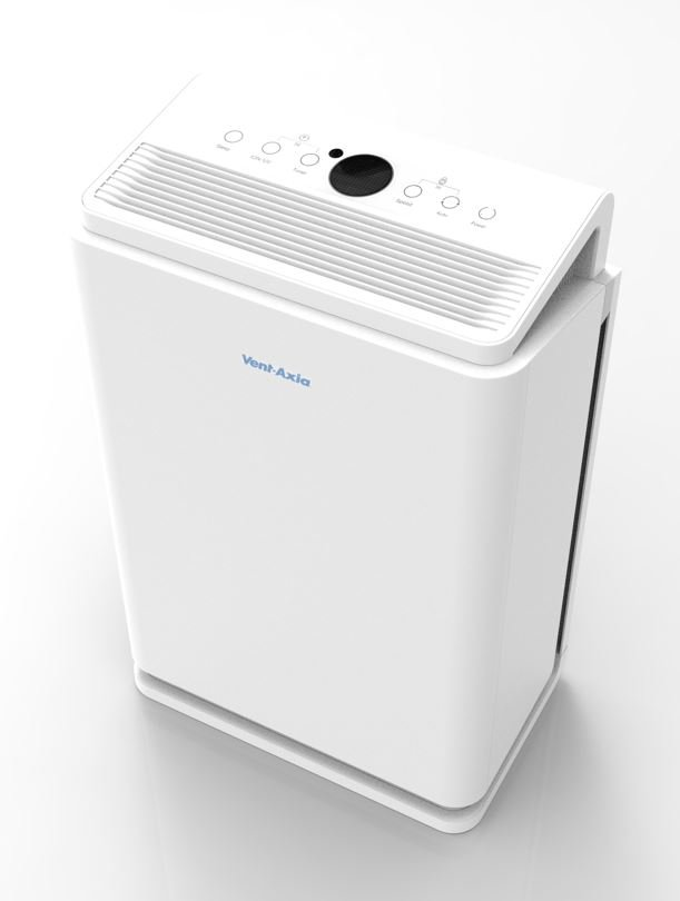 Vent-Axia PureAir Room Helps Create a Sanctuary at Home for Allergy Sufferer