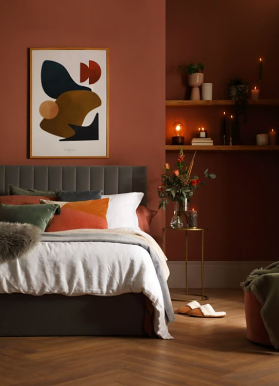 Earthy neutral interiors for a fashionable Autumn 2021
