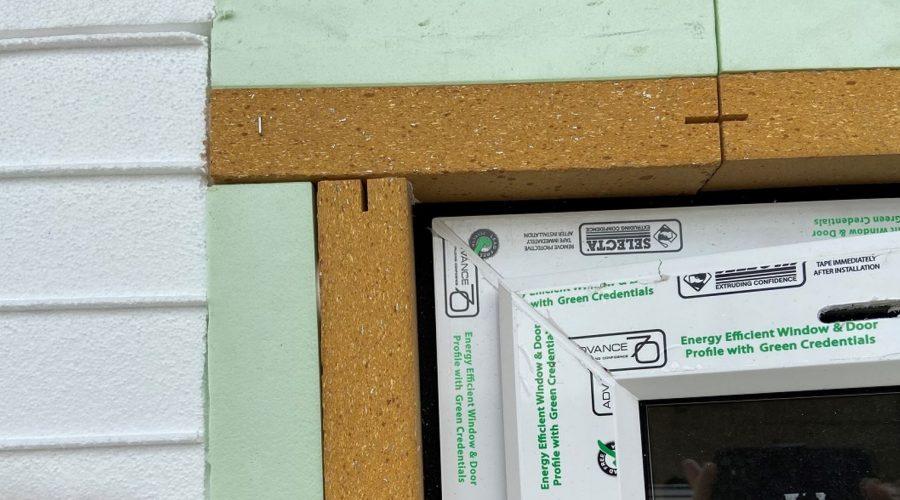 ISO Chemie's WINFRAMER specified for modular house builder