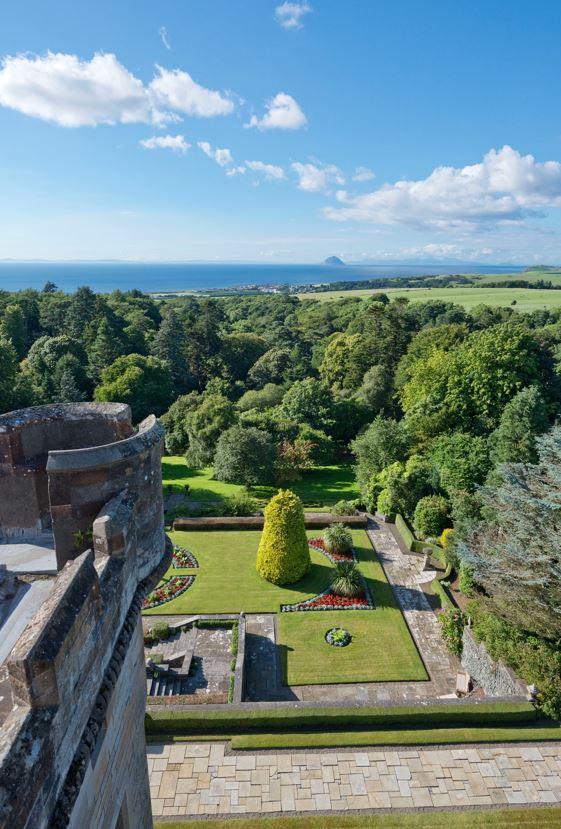 OFR Advises Fire Strategy for Historic Scottish Castle