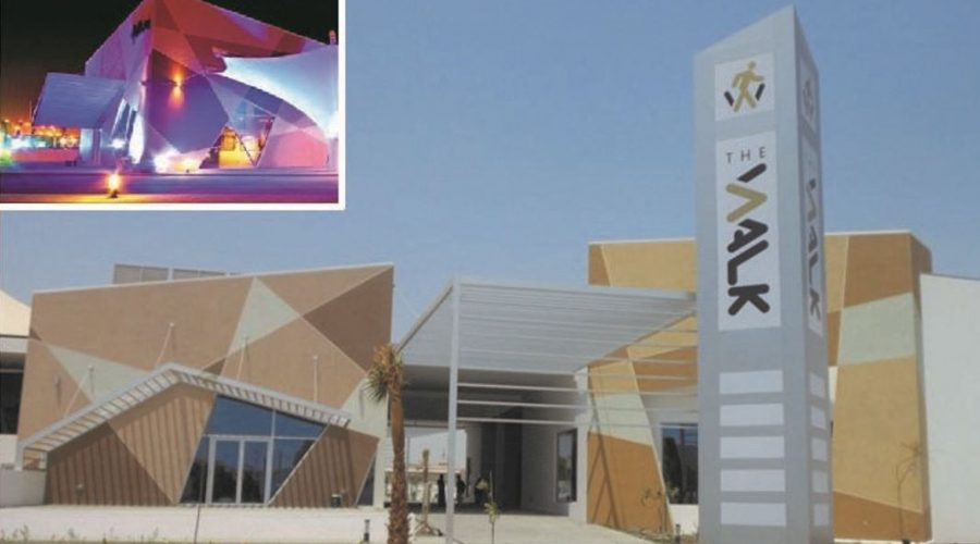 Renderplas Supply External Render Beads For Major Project In Bahrain