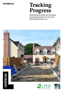 Housing developers' land banking myth debunked by study
