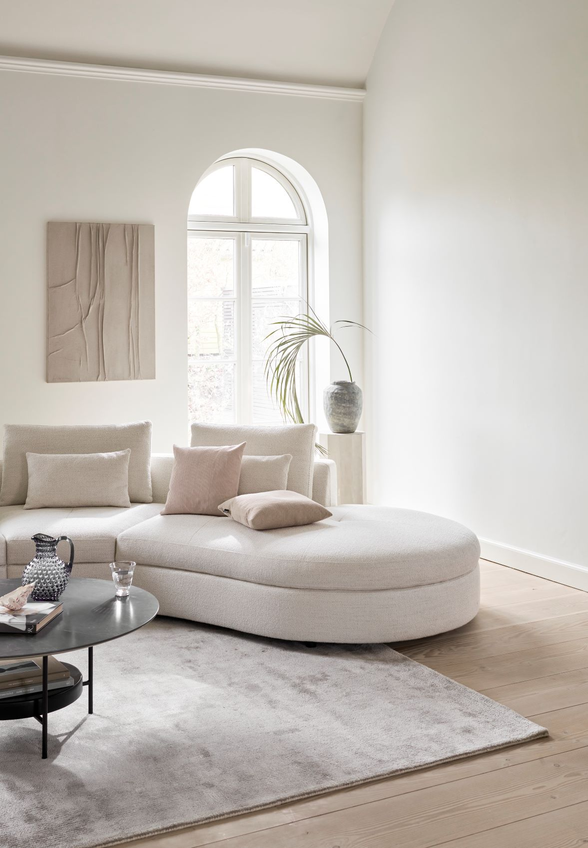 BoConcept blends beauty and functionality with new sofa, Bergamo