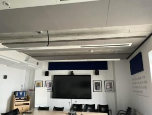 Improving the acoustic environment within Walsall College